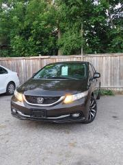 Used 2013 Honda Civic Touring for sale in Mississauga, ON