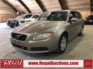 Used 2008 Volvo V70 4D WAGON for sale in Calgary, AB