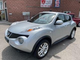 Used 2013 Nissan Juke SL/AWD/1.6 TURBO/NO ACCIDENTS/SAFETY INCLUDED for sale in Cambridge, ON