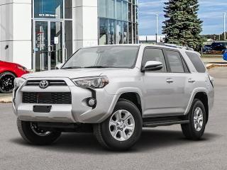New 2021 Toyota 4Runner 4WD SR5 7PASS for sale in Winnipeg, MB