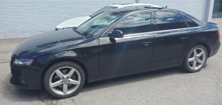 Used 2012 Audi A4 2.0T Premium Plus PRESTIGE for sale in North York, ON
