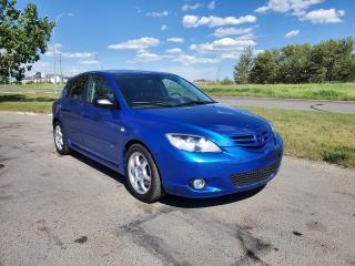 Used 2004 Mazda MAZDA3 3 for sale in Calgary, AB