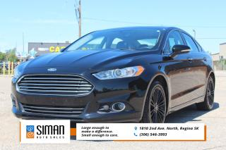 Used 2016 Ford Fusion SE LEATHER SUNROOF AWD EXTRA FEATURES for sale in Regina, SK