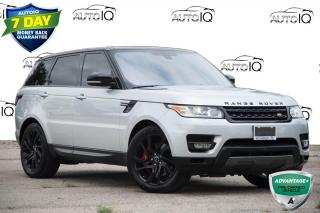 Used 2016 Land Rover Range Rover Sport V8 Supercharged V8 | SUPERCHARGED | AWD | LEATHER | NAVI | for sale in Kitchener, ON