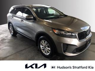 Used 2019 Kia Sorento 2.4L LX AWD | Rear Vision Camera | Wireless Phone Charger for sale in Stratford, ON