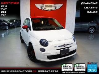 Used 2015 Fiat 500 for sale in Oakville, ON