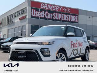 New 2021 Kia Soul LX+ | Bluetooth | Heat Seat | Backup Cam for sale in Grimsby, ON