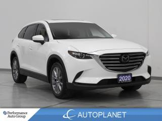 Used 2020 Mazda CX-9 GS-L AWD, 6-Seater, 2nd Row Captain Chairs! for sale in Brampton, ON