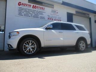 Used 2015 Dodge Durango Citadel for sale in Swift Current, SK