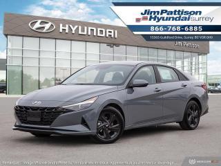 New 2021 Hyundai Elantra Preferred w/Sun & Tech Package for sale in Surrey, BC