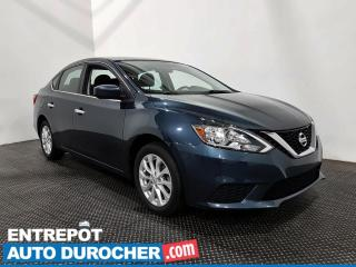 Used 2016 Nissan Sentra SV - Toit Ouvrant - Bluetooth - Climatiseur for sale in Laval, QC