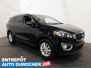 Used 2017 Kia Sorento LX - Bluetooth - Climatiseur for sale in Laval, QC