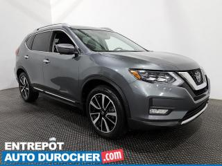 Used 2018 Nissan Rogue SL - AWD-Navigation-Aide a la conduite-Cuir for sale in Laval, QC
