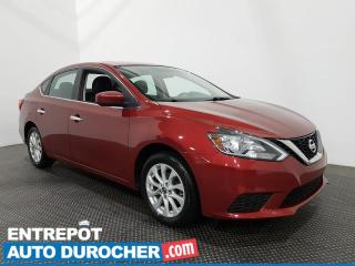 Used 2016 Nissan Sentra SV - Navigation - Toit Ouvrant - Bluetooth for sale in Laval, QC