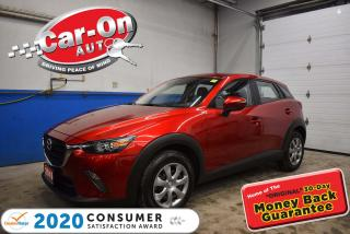 Used 2019 Mazda CX-3 AWD ONLY 16,000 KMS | REAR CAM | BLIND SPOT SYSTEM for sale in Ottawa, ON