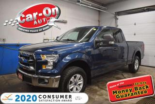 Used 2016 Ford F-150 XLT 4X4 | 5.0L V8 | TOW PKG | REAR CAM | REMOTE ST for sale in Ottawa, ON