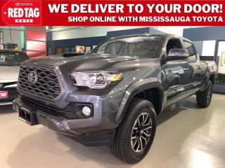 New 2021 Toyota Tacoma DBL CAB V6 SR5 TRD Sport|APX 00 for sale in Mississauga, ON