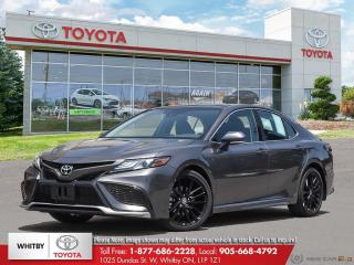New 2021 Toyota Camry XSE for sale in Whitby, ON