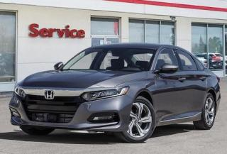 Used 2020 Honda Accord Sedan EX-L|Courtesy Car Blowout|Certified|Save Thousands for sale in Brandon, MB