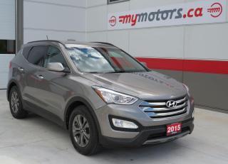 Used 2015 Hyundai Santa Fe Sport Sport with Heated seats for sale in Tillsonburg, ON