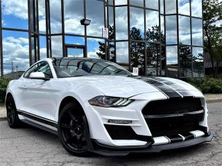 Used 2018 Ford Mustang ECO BOOST FASTBACK REAR VIEW PADDLE SHIFTER ALLOYS! for sale in Brampton, ON