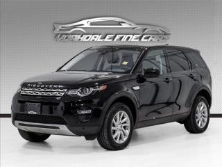 Used 2018 Land Rover Discovery Sport HSE AWD Navigation, Camera, Roof, Low Mileage for sale in Concord, ON
