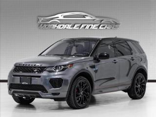 Used 2018 Land Rover Discovery Sport HSE AWD Dynamic, Navigation, 360 Cam, Panoramic, Loaded for sale in Concord, ON