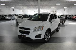 Used 2015 Chevrolet Trax LS NO ACCIDENTS I REAR CAMERA I POWER OPTION I KEYLESS ENTRY for sale in Mississauga, ON