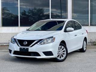Used 2018 Nissan Sentra SV|NO ACCIDENT| SUNROOF for sale in Mississauga, ON