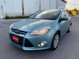 Used 2012 Ford Focus 5DR HB SE for sale in Mississauga, ON