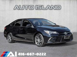 Used 2016 Toyota Camry XSE**LEATHER**SUNROOF**NAVIGATION for sale in North York, ON