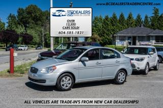Used 2010 Hyundai Accent GLS, 38 Service Records, Automatic, Affordable, PWR Group! for sale in Surrey, BC