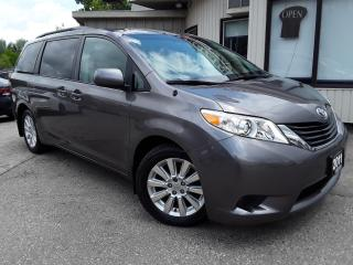 Used 2011 Toyota Sienna LE AWD 7-Pass V6 - BACK-UP CAM! POWER SLIDING DOORS! LOW KM! for sale in Kitchener, ON