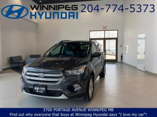 Used 2017 Ford Escape SE - Keyless entry, Voice recognition, Paddle shifters for sale in Winnipeg, MB