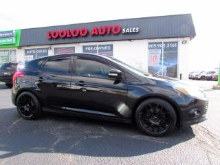 Used 2013 Ford Focus SE Hatch Automatic Bluetooth Certified for sale in Milton, ON