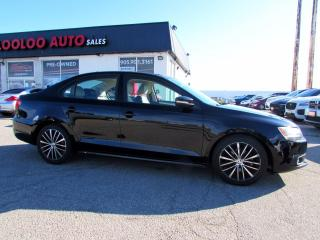 Used 2013 Volkswagen Jetta SE 2.5L 5 Speed Manual Sedan Bluetooth Certified for sale in Milton, ON