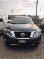 Used 2013 Nissan Pathfinder 4WD 4dr for sale in Vaughan, ON