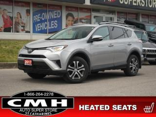 Used 2017 Toyota RAV4 Sport  CAM LANE-DEP BLUETOOTH HTD-SEATS for sale in St. Catharines, ON
