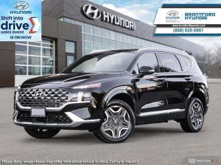 New 2021 Hyundai Santa Fe Ultimate Caligraphy AWD  - $284 B/W for sale in Brantford, ON