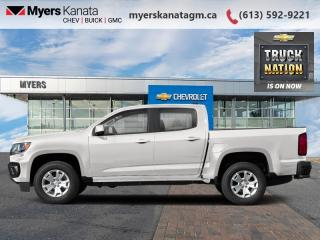 New 2021 Chevrolet Colorado WT for sale in Kanata, ON