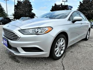 Used 2017 Ford Fusion SE | Remote Start | Cruise Control | Back Up Cam for sale in Essex, ON