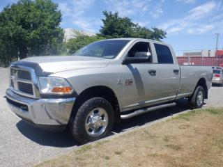 Used 2010 RAM 3500 Crew Cab LWB 8 Foot Box 4WD Diesel for sale in Burnaby, BC