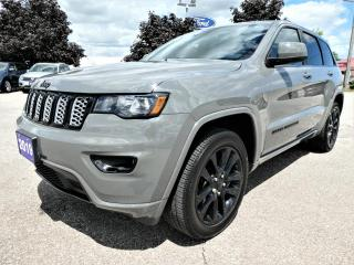 Used 2019 Jeep Grand Cherokee Altitude | Navigation | Blind Spot Detection | Sunroof for sale in Essex, ON