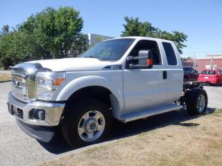 Used 2016 Ford F-350 SD XLT SuperCab 4WD Cab and Chasis for sale in Burnaby, BC