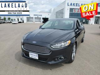 Used 2015 Ford Fusion Titanium  - $130 B/W for sale in Prince Albert, SK