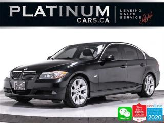 Used 2006 BMW 3 Series 330i, AUTO, HEATED, BT, AUX, CRUISE, LEATHER for sale in Toronto, ON