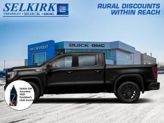 New 2021 GMC Sierra 1500 ELEVATION for sale in Selkirk, MB