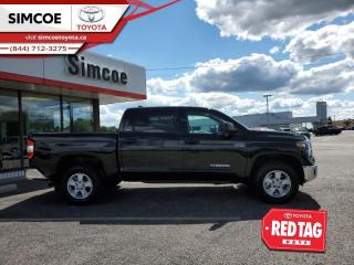 New 2021 Toyota Tundra SR5  - Heated Seats for sale in Simcoe, ON