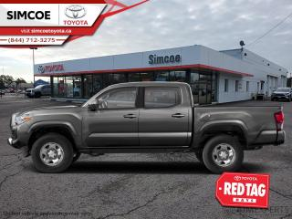 New 2021 Toyota Tacoma TRD SPORT PREMIUM for sale in Simcoe, ON