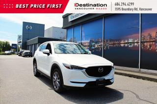 Used 2019 Mazda CX-5 GT w/Turbo - Like new! for sale in Vancouver, BC
